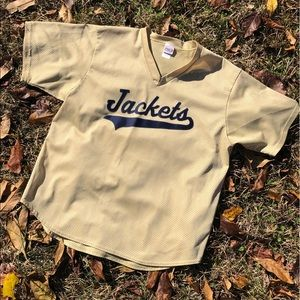 Vintage Georgia Tech Jackets Jersey